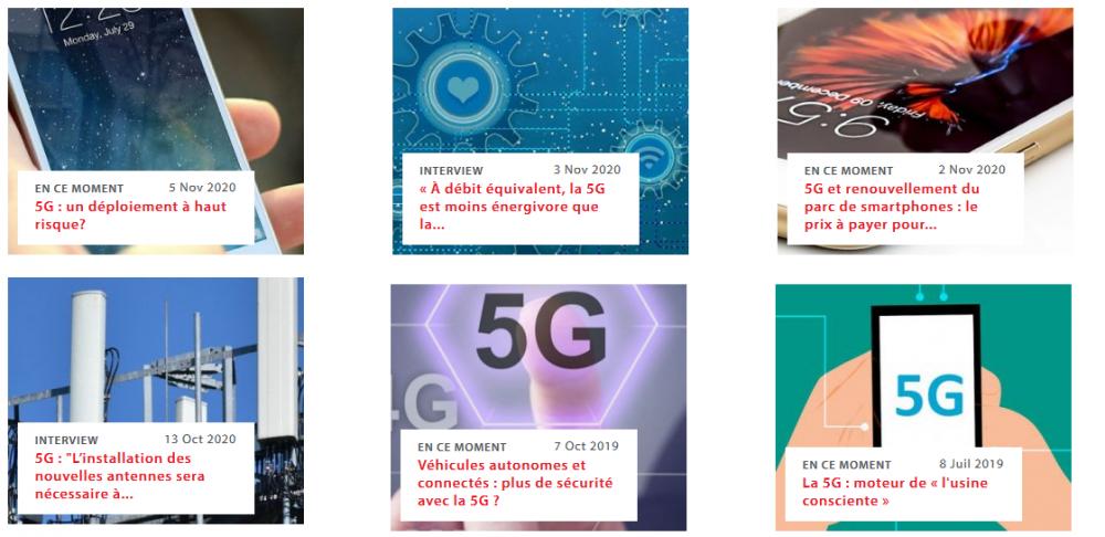 Comprendre la 5G : forces, faiblesses et acteurs