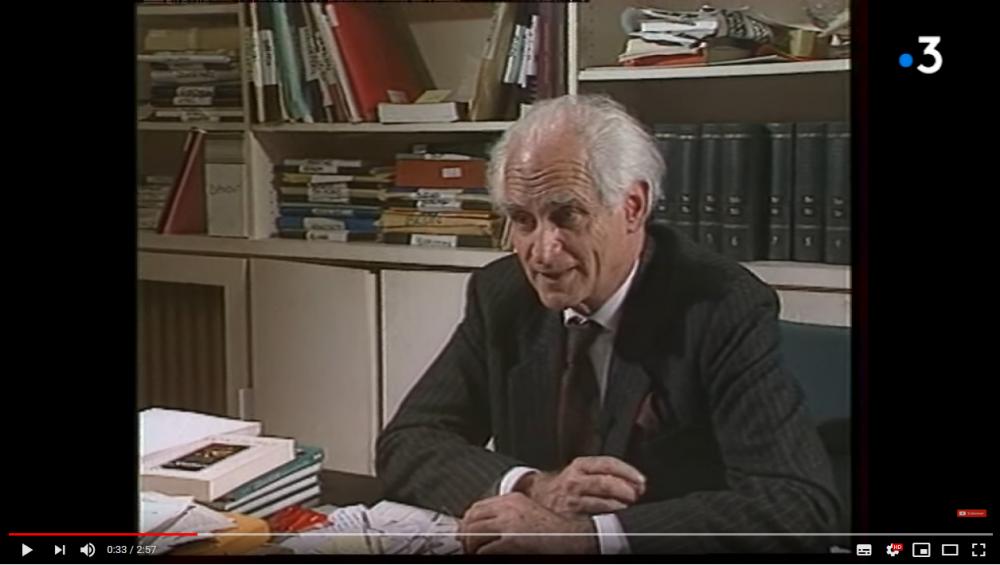 Michel Serres, l'immortel optimiste