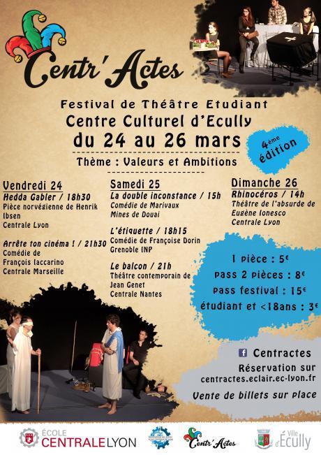 Centr'Actes 2017