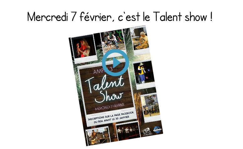 Sélection Talent Show