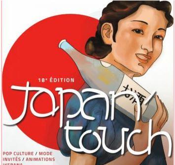 Découvrez le programme du salon Japan Touch