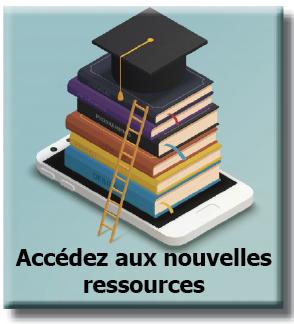Nouvelles ressources numériques scientifiques
