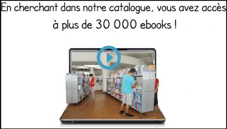 Consulter des ebooks depuis notre catalogue