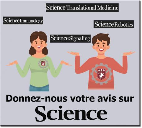 Donnez votre avis sur Science