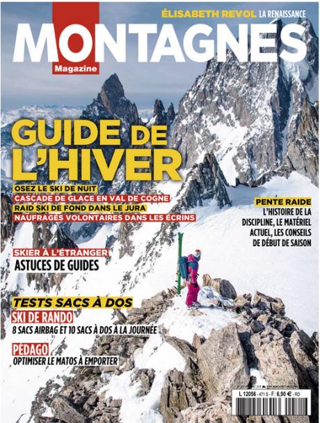 Montagne Magazine, également disponible à la bibliothèque