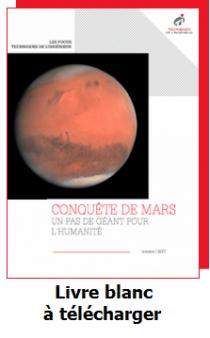 Conquête de Mars: un pas de géant pour l'humanité