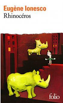 Rhinocéros / Eugène Ionesco