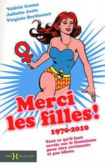 Merci les filles ! 1970 - 2010