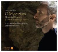 O mysterium / Henry Du Mont