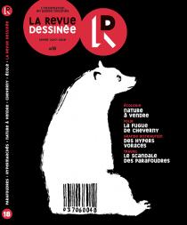 La revue déssinée : l'actualité en bande dessinée. Tous les trois mois