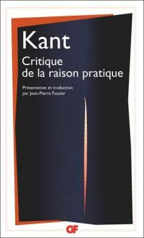 Critique de la raison pratique