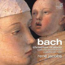 Christmas oratorio / Johann Sebastian Bach