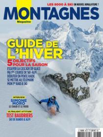 Montagnes Magazine : disponible dans l'espace presse