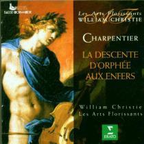 La descente d'Orphée aux enfers / Charpentier