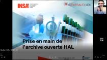 Atelier HAL