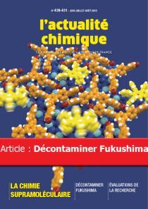 Actualité chimique n° 430-431
