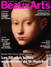 Beaux Arts magazine : les 50 plus belles expositions de la rentrée