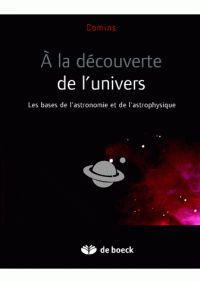 À la découverte de l'univers / Neil F. Comins