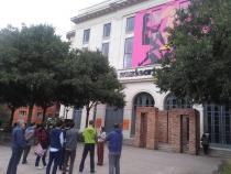 Visite au Musée d'art contemporain