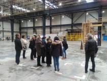 Visite des usines Fagor