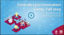 Édition 2019 du Centrale Lyon Innovation Camp (CLIC)