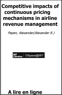 Competitive impacts of continuous pricing mechanisms in airline revenue management