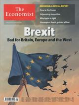 """The economist, vol. 418, n° 897_ : dossier spécial """"Brexit"""""""