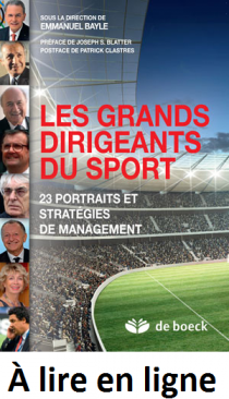 Les grands dirigeants du sport
