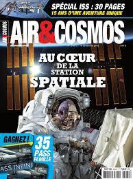 """Revue """"Air & cosmos"""" A lire dans notre espace presse"""