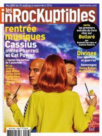 Les Inrockuptibles : numéro de rentrée