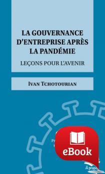 La gouvernance d'entreprise après la pandémie