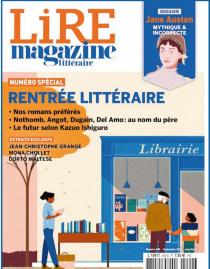 Lire magazine : numéro spécial Rentrée Litéraire