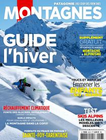 Montagnes magazine n°423 - novembre 2015