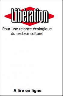 Pour une relance écologique du secteur culturel