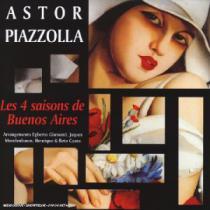 Les 4 saisons de Buenos Aires / Astor Piazzola