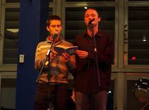 Éluard et Prévert, lus par le club Théâtre