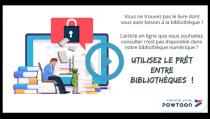 le Prêt Entre Bibliothèques