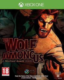 The wolf amongus