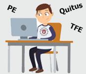 Obtenir votre quitus - Déposer votre rapport - Consulter des travaux d'élèves