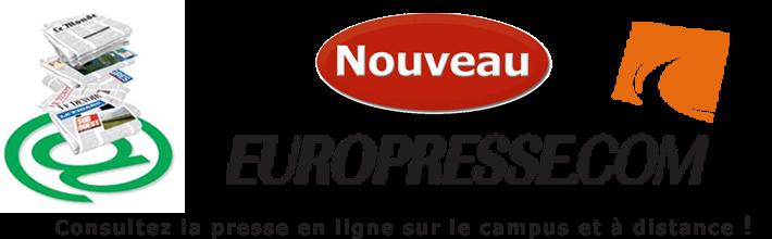 bandeau europresse