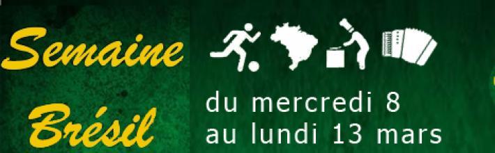 Bannière semaine Brésil