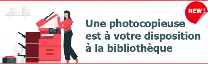BN photocopieuse