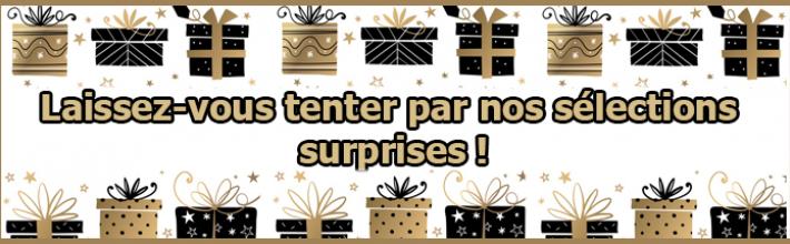 Paquets surprises BN