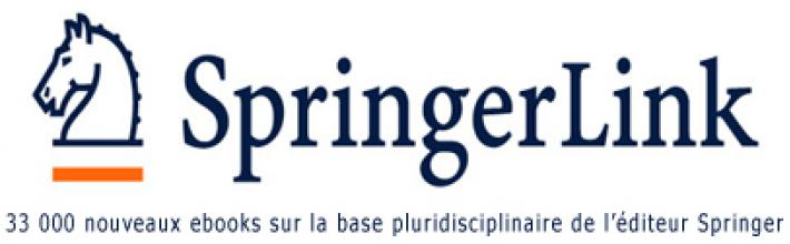 Bannière Springer