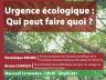 Urgence ecologique
