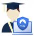 Pour consulter les TFE 2019, installez le VPN